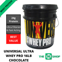 UNIVERSAL ULTRA WHEY PRO 16LB [CHOCOLATE] -ULTRA FILTERED PROTEIN