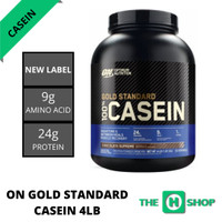 Optimum Nutrition 100% Gold Standard Casein 4lb - Chocolate -100% Ori