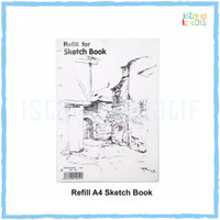 Lyra Refill Sketchbook | A4
