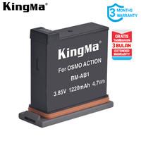 Baterai KINGMA DJI OSMO Action Camera 1220 Mah