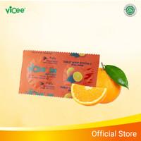 Vitamin C Vicee Jeruk 1 Box - 100 Tabs