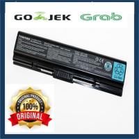 Baterai Laptop Toshiba 3534 A200 M200 A300 A500 L205 PA3534 ORI