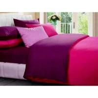 Sprei Polos Premium 160 Fanta Purple