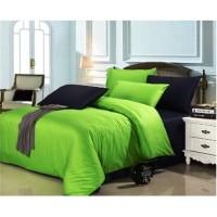 Sprei Polos Premium 160 Green Black