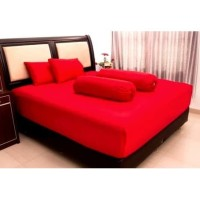 Sprei Polos Premium 160 Red