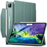 Case iPad Pro 11 Inch 2020 ESR Yippee Trifold Smart Case Ori - Green