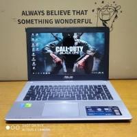 Laptop Gaming Asus X450J Core i7 Nvidia GT 840M RAM8GB HDD1TB Like NEW