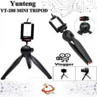 Tripod Mini Yunteng YT 228 plus Holder Tripod