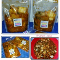 Kimchi Sawi Putih