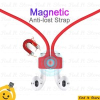 Tali Airpod Magnet strap silicone Cable Airpods Magnetic Anti Lost