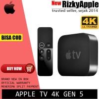 TERLARIS Ready Stock Garansi 1 Tahun Apple TV 4K 32GB BNIB