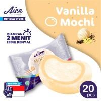 Paket Aice Ice Cream Mochi Vanila Es Krim (isi 20 pcs)