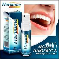 Pengharum Bau Mulut HARUUME Fresh Mouth Spray BPOM | Obat Mulut