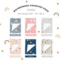 Mooi waterproof changing pads perlak anti ompol (MINI)