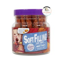 BBN Chicken Stick With Soft Filling-Snack Makanan Cemilan Anjing Hewan