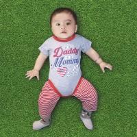 Pakaian Bayi Setelan Anak Laki-Laki Infikids KID 771 Baru Original
