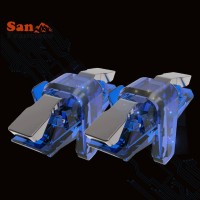 2pcs X7 Game Controller Gamepad Trigger Aim Button L1 R1 Joystick