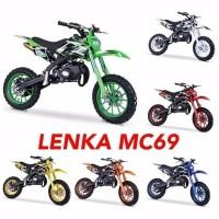 Motor Bensin Mini Mainan Anak Atau Dewasa Trail Lenka MC 69