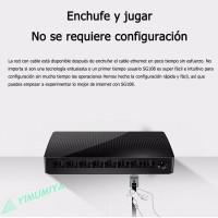 New Yi Tenda sg108 Switch 8 Port Gigabit Ethernet Network Switch