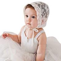 Topi Kupluk Model Princess Cantik untuk Bayi Perempuan