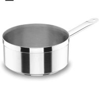 Lacor Saucepan 54218 18cm Panci Saus Stainless Steel Chef Luxe
