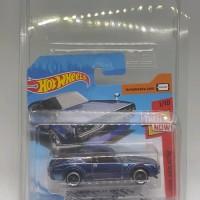 Hot Wheels Super TH Nissan Skyline Blue Short Card