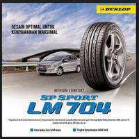 Ban Luar Dunlop 195/60 HR 14 LM 704 Tahun 2015 - klari 17