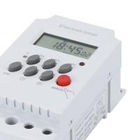 S _ Hose Din Rail Digital Programmable Timer KG316T-II AC 220V 25A