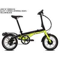 Sepeda Lipat Pacific Noris E16 Ebike