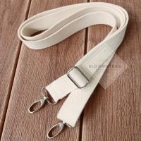 Bag Strap Cotton Nickel 25mm Tali Tas Katun Bag Straps Nikel 2,5 cm