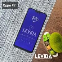 TEMPERED GLASS OPPO F7 ANTI BLUE ANTI RADIASI TG FULL LEM OPPO F7