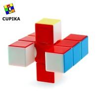 Rubik 3x1 3x3x1 Yongjun ghost Stickerless Original