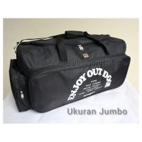 Tas Pakaian Travel Bag Polo Interclub 77x30x35 ukuran Jumbo 100%ori