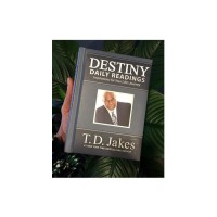 Destiny (Daily Readings) - T. D. Jakes (ENG)