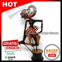 Miniatur Wayang Klitik Wayang Kayu Klithik Bima Werkudara T27