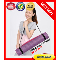 Tas matras yoga / cover pilates bag / sarung yoga mat carrier 2-8 mm