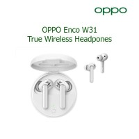 Oppo Enco W31 True Wireless Headphones - Hitam
