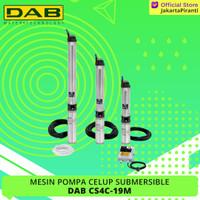 Pompa Air Satelit DAB CS4C-19M Complete Set