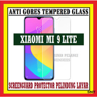 XIAOMI MI 9 LITE 6.39 INCH ANTI GORES TEMPERED GLASS KACA 910629
