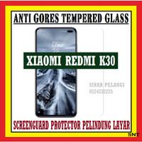 XIAOMI REDMI K30 6.67 INCH ANTI GORES TEMPERED GLASS KACA 910631