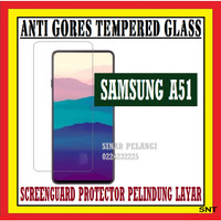 SAMSUNG A51 2020 A515 6.5 INCH ANTI GORES TEMPERED GLASS KACA 910601
