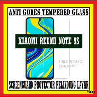 XIAOMI REDMI NOTE 9S 9 PRO MAX ANTI GORES TEMPERED GLASS KACA 910633