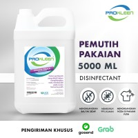Pemutih Noda Pakaian Disinfectant PREMIUM PROKLEEN 5L By TOKOPEDIA