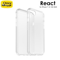 Case iPhone 7 / 8 / SE 2020 OtterBox React - Clear