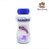 Nutrinidrink ready to drink 200ml Strawberry