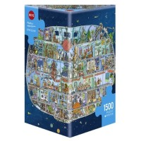 [READY] HEYE - SPACE SHIP PUZZLE 1500 PCS
