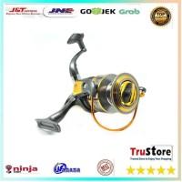 Debao Gulungan Pancing DB6000A Metal Fishing Spin Reel 10 Ball Bearing