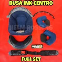 BUSA INK CENTRO - Full set busa pipi busa atas busa leher dan tali
