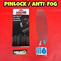ANTI FOG - PINLOCK - ANTI EMBUN universal KYT INK NHK RSV AGV ARAI NJS