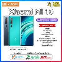 HP XIAOMI MI 10 8/256GB GARANSI RESMI TERMURAH SESURABAYA